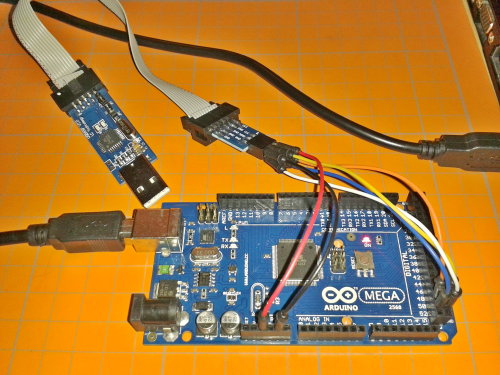 Char to int conversion in arduino
